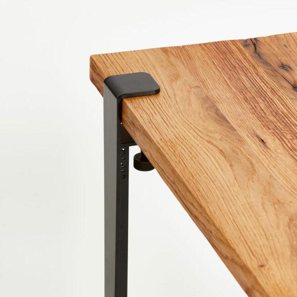 Plateau de table en bois ancien TIPTOE
