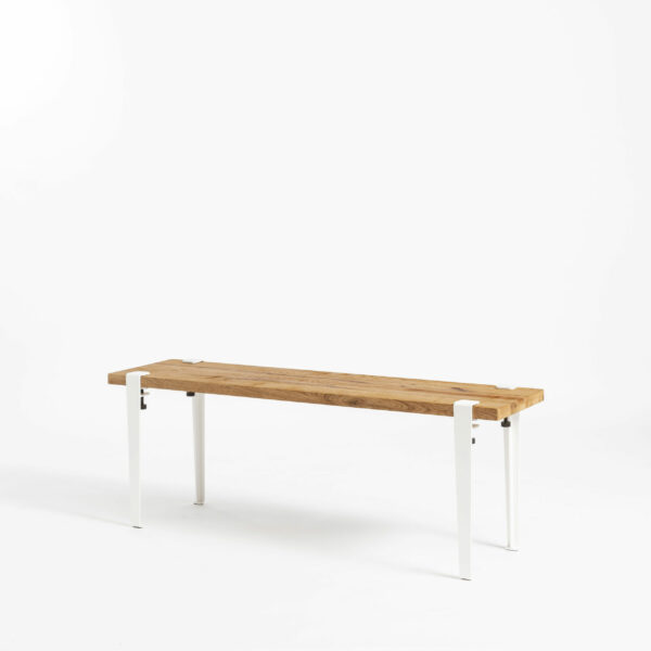 Old wood bench for a warm atmosphere by TIPTOE