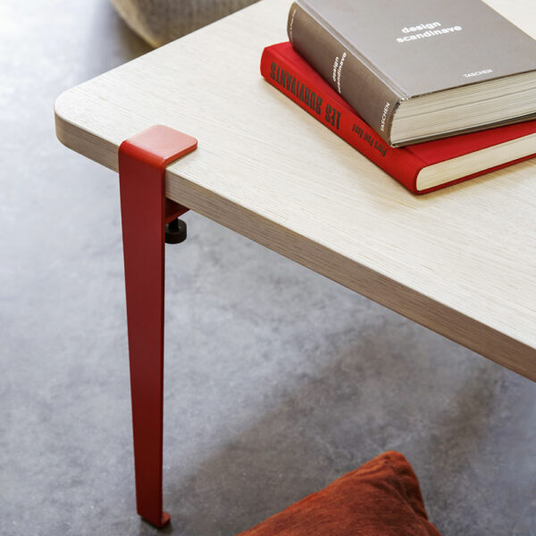 TIPTOE metal base for coffee table and bench