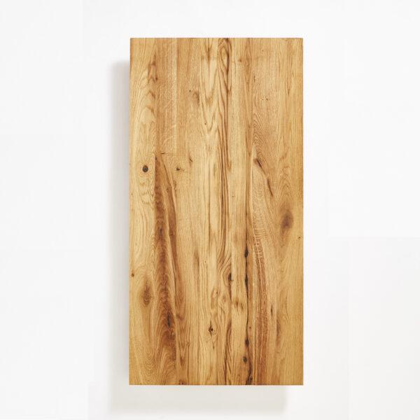 Table à manger BALTHAZAR bois ancien recyclé