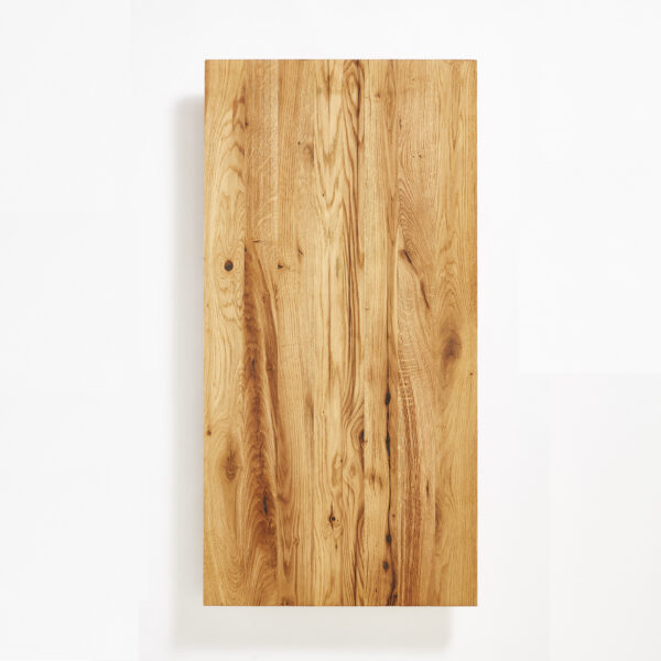 NOMA desk in reclaimed wood