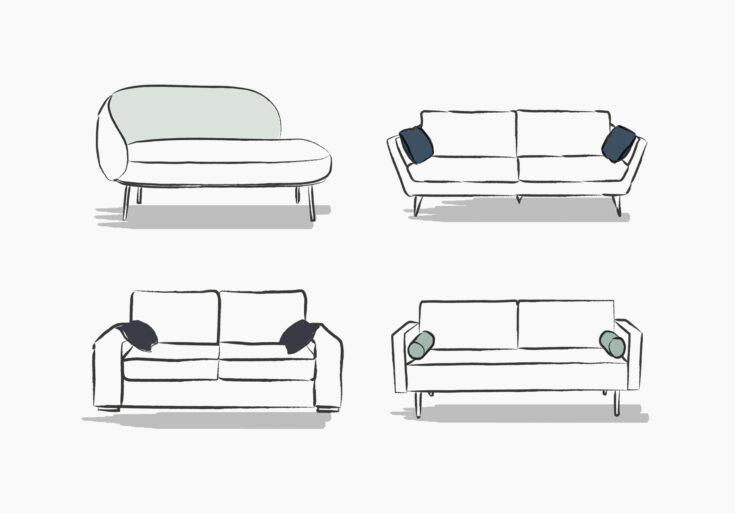 Le canapé TIPTOE (update #1) : on vous en dit plus !