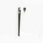 Table leg (75cm) and wall BRACKET