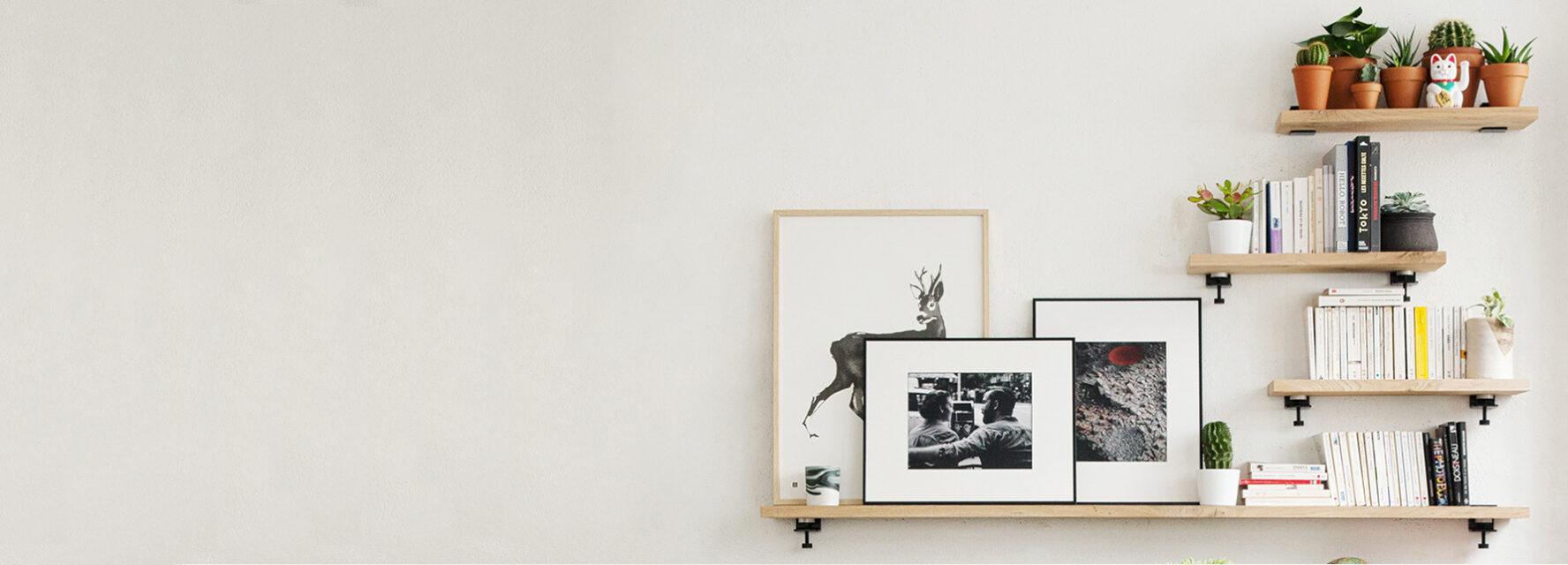 Wall shelves - TIPTOE
