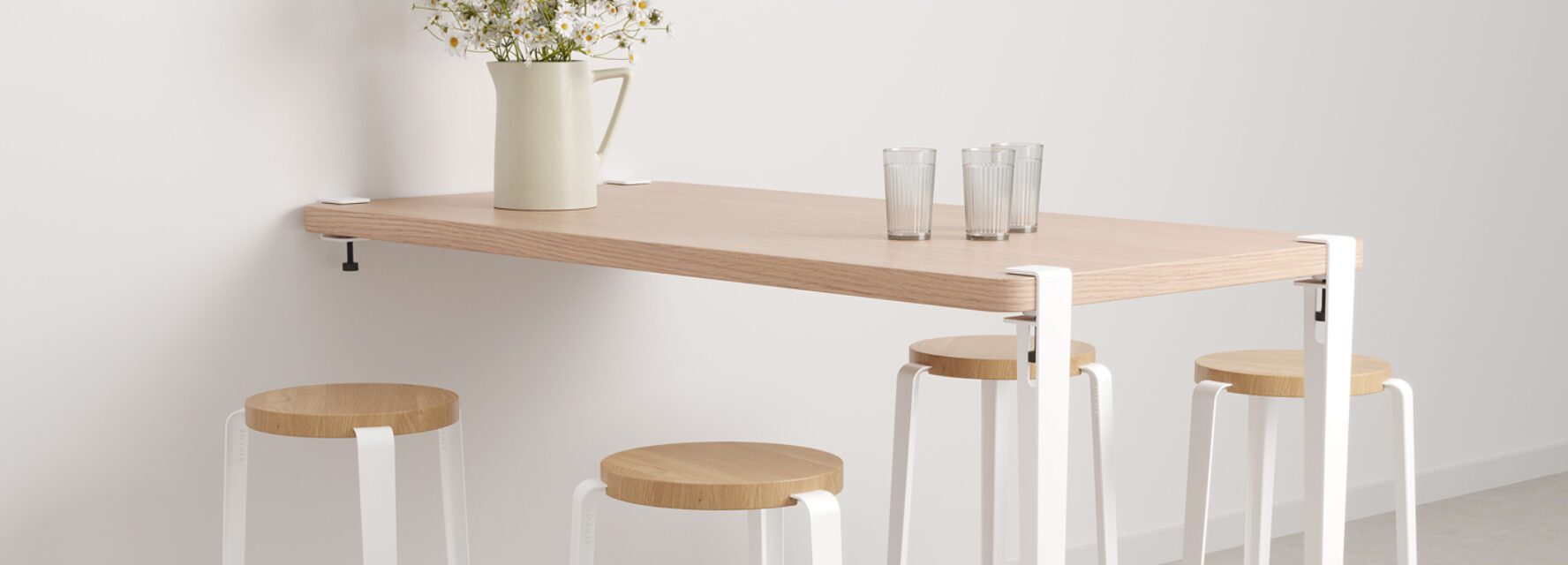 High table legs - TIPTOE