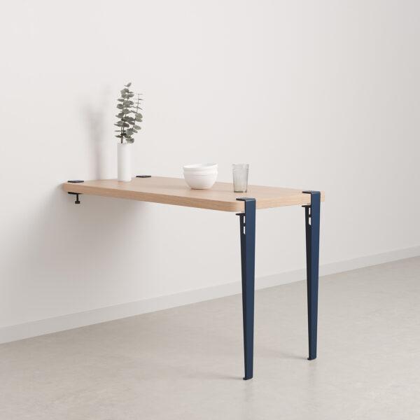 table murale bleu