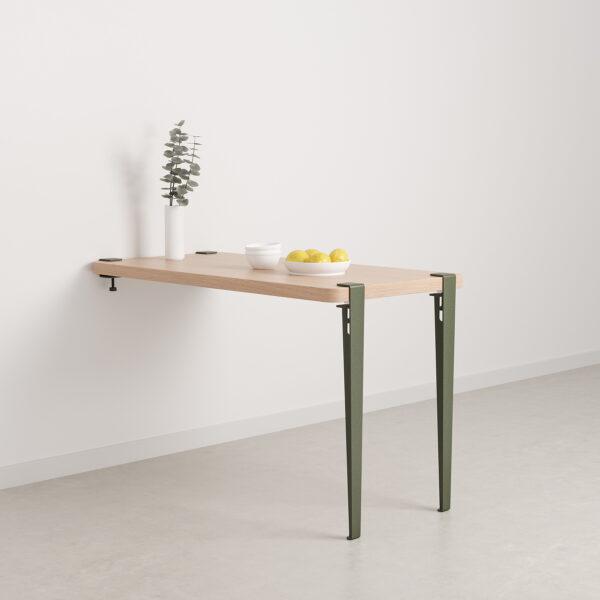 table murale vert