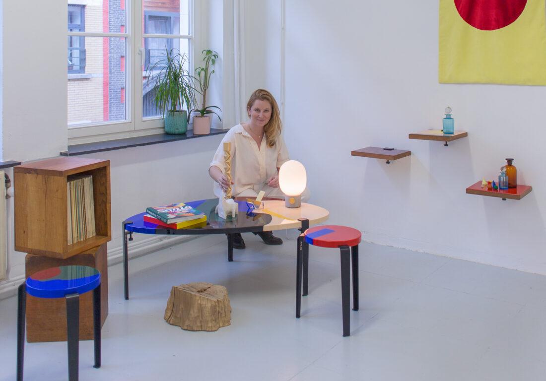 Rencontre artistique avec Alice Roux