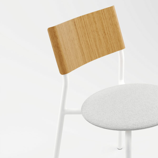 SSD Soft Chair - recycled upholstery