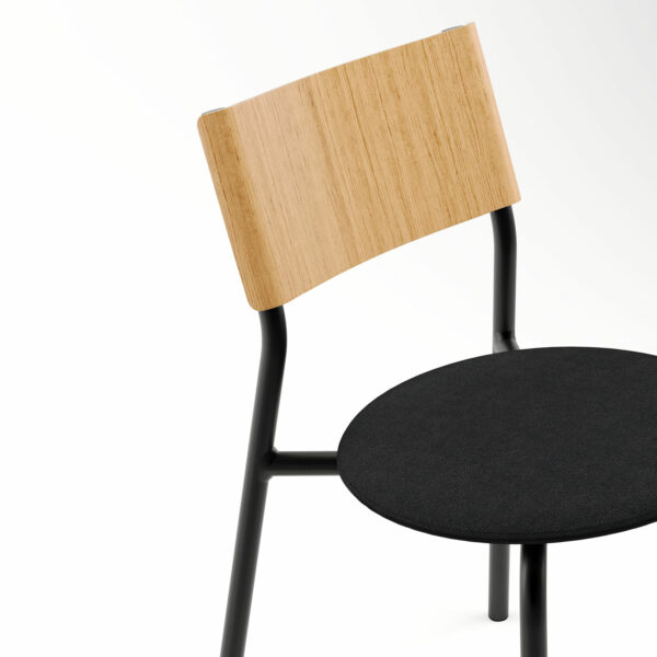 Chaise SSD Soft – tissu recyclé