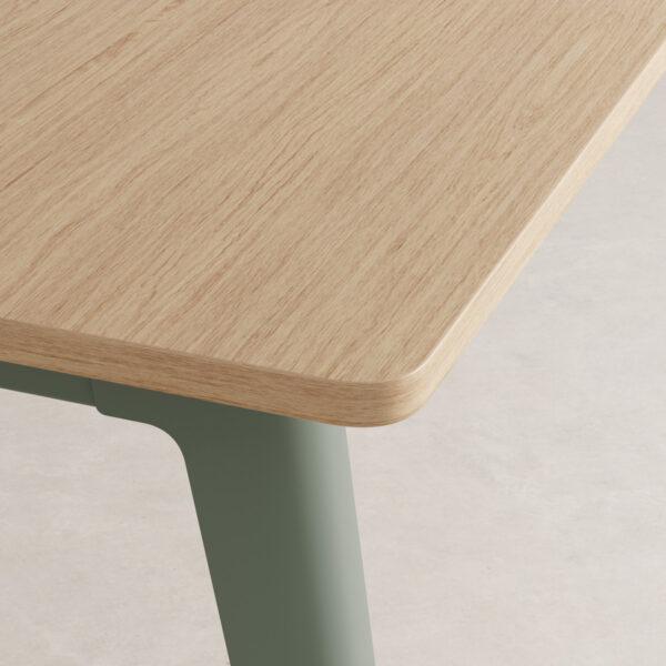 Table de réunion NEW MODERN – bois éco-certifié