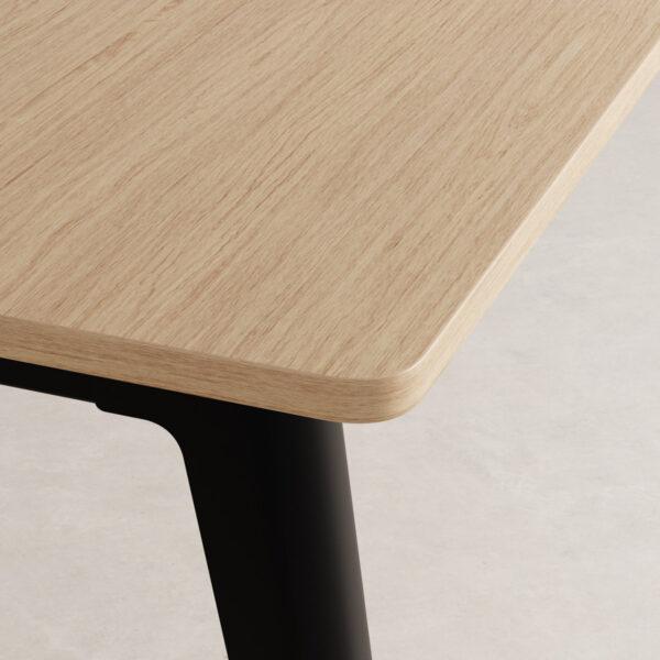 Table de réunion NEW MODERN - bois éco-certifié