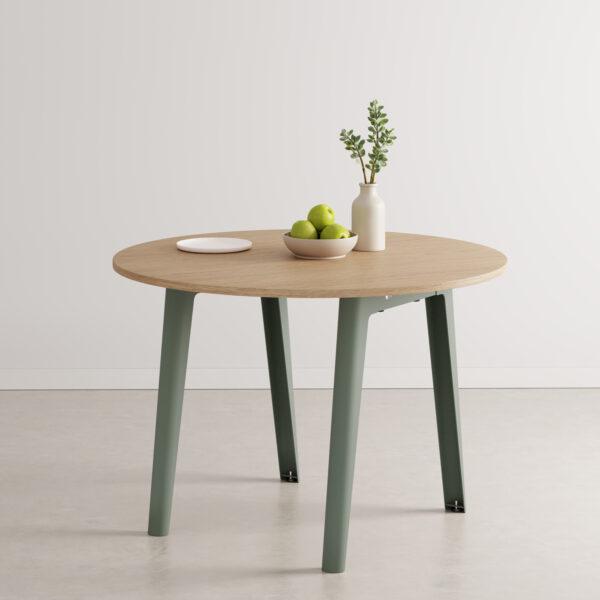 Table ronde NEW MODERN - bois éco-certifié