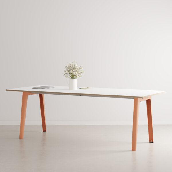 Table de réunion NEW MODERN - multiplis blanc