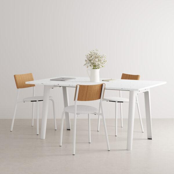 Table de réunion NEW MODERN - plastique recyclé