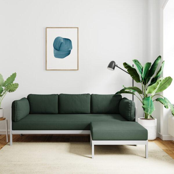 Canapé d'angle EASY – 3 à 4 places