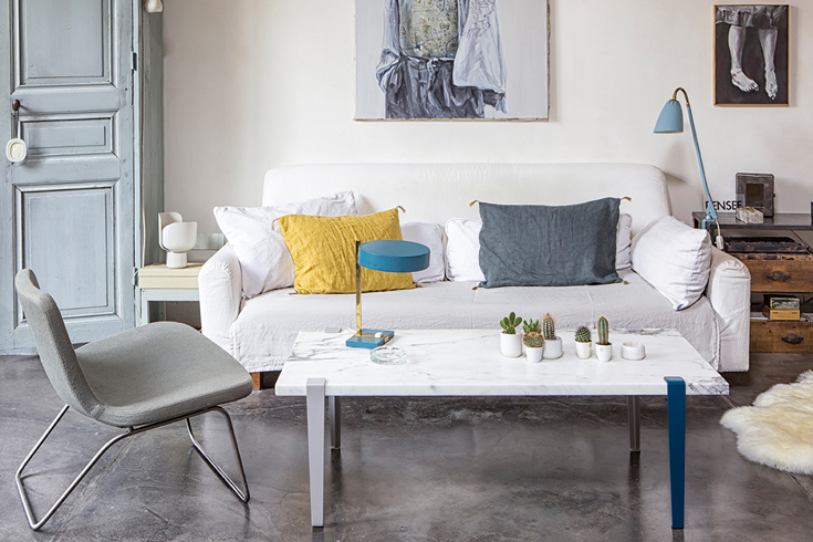Living room decor ideas with TIPTOE