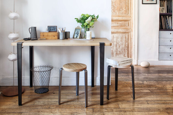 How to make your own TIPTOE desk ?